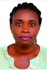 ANNABELLA AYELEY ADADE - 1st Deputy General Secretary