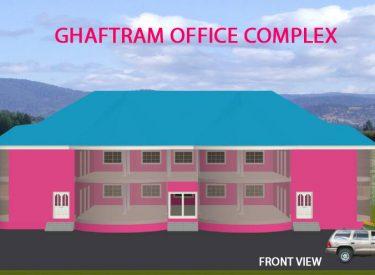 GHAFTRAM OFFICE COMPLEX
