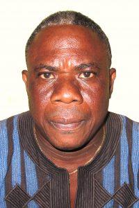 Godwin Kofi Agbemenya - Regional Asssist. Secretary