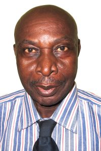JOSEPH TETTEY MENSAH - 2nd Deputy General Secretary